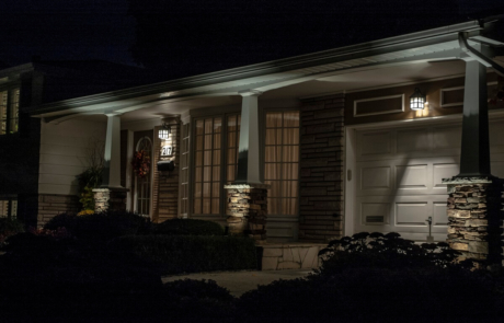 House Exterior - Lighting - Ancaster